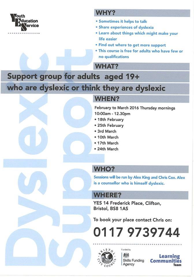 dyslexia group