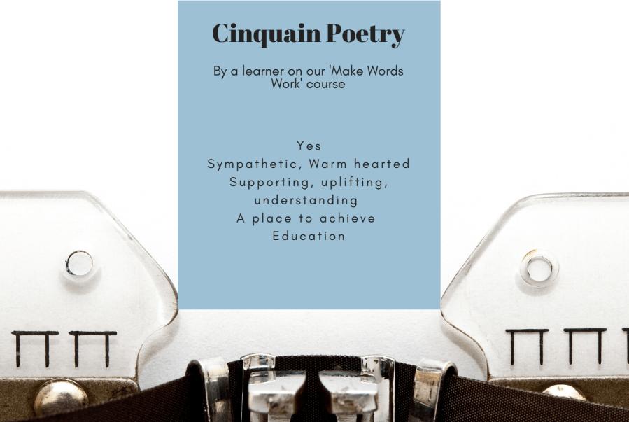 Cinquain Poem
